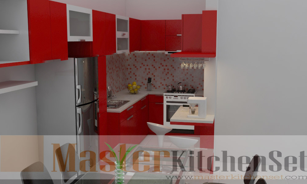 Kitchenset solo the interior specialist kitchen set for Kitchen set yang sudah jadi